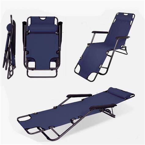heavy duty textoline gravity garden sun lounger recliner