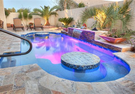 Backyard Pool - 63 invigorating backyard pool ideas pool landscapes