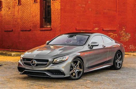 2019 Mercedesbenz Sclass Coupe  Top High Resolution
