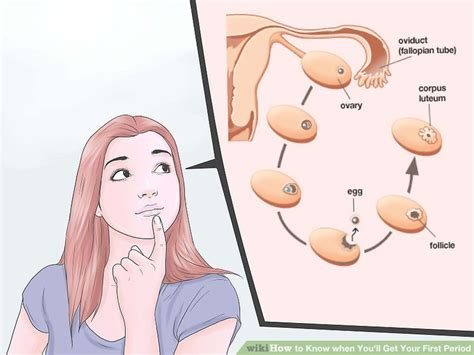 How To Know When You'll Get Your First Period