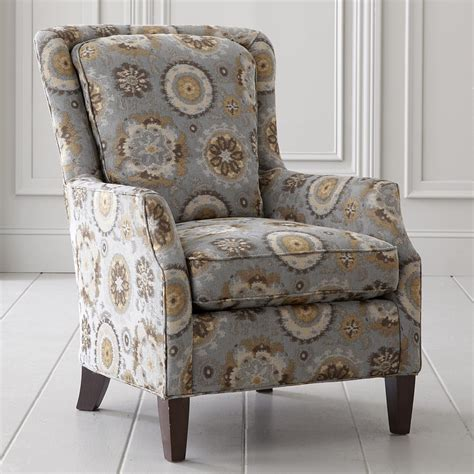 upholstered accent chair leather accent chair