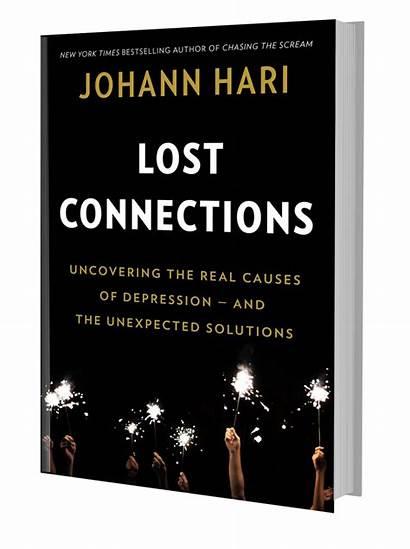Lost Depression Connections Books Hari Johann Loneliness