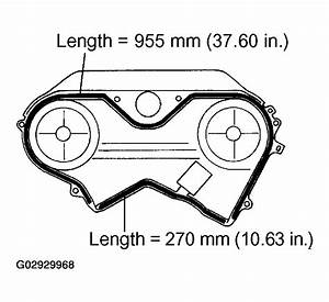 2004 Toyota Tundra Serpentine Belt Routing And Timing Belt