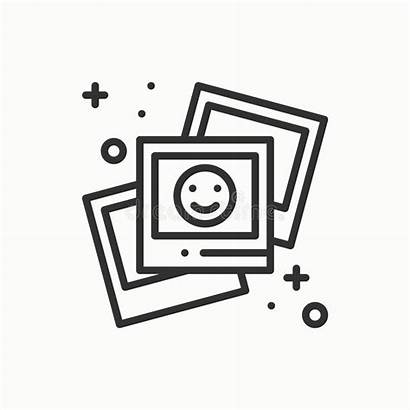 Snapshot Icon Photograph Illustration Vector Clipart Dreamstime