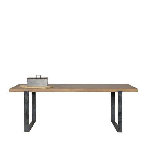 la table a manger table 224 manger en ch 234 ne et m 233 tal largo par drawer fr