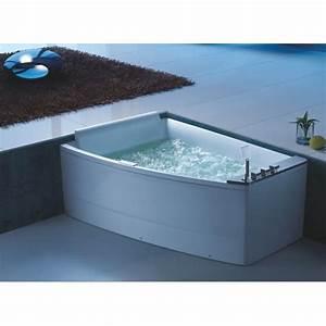 Baignoire Ilot Lapeyre : lapeyre baignoire balneo cool baignoire balneo design ~ Premium-room.com Idées de Décoration