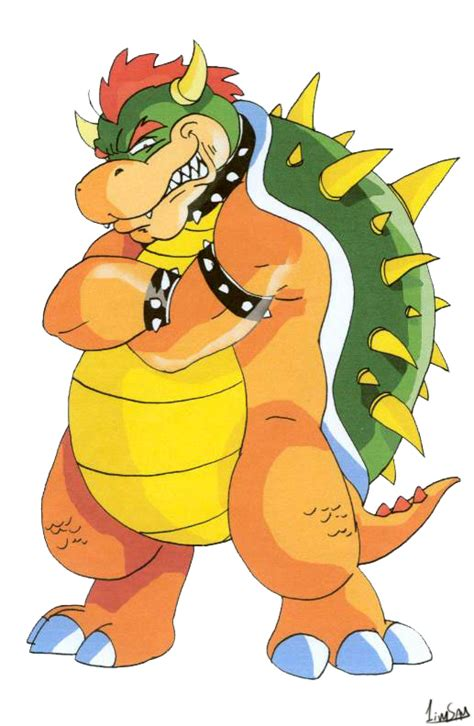 King Koopa by JimSam-X on DeviantArt