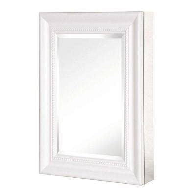 Pegasus 15 in. x 26 in. Recessed or Surface Mount Mirrored