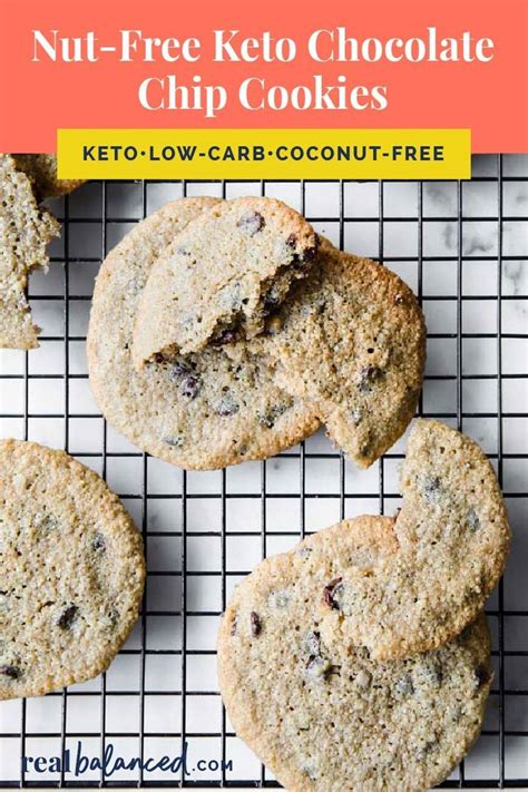 Low cal low fat easy chocolate trifle recipe food. Nut-Free Keto Chocolate Chip Cookies | Recipe | Food recipes, Keto chocolate chip cookies, Keto ...