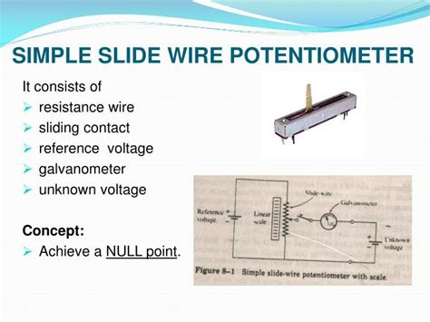 ppt potentiometer powerpoint presentation id 4602829