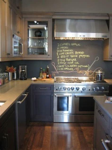 kitchen trends  chalkboard design ideas feast magazine
