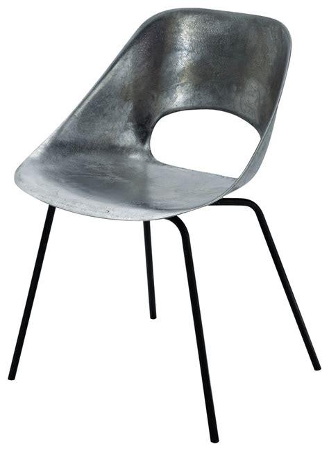 chaise industrielle maison du monde déco rétro vintage chez maisons du monde déco