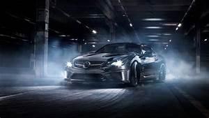 Mercedes-Benz SL65 AMG Black Series 4K Wallpapers