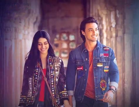 'tera Hua' From 'loveratri' Will Make You Fall In Love Again