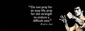 Bruce Lee Quotes On Strength  Quotesgram