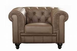 Fauteuil Chesterfield Pas Cher : fauteuil club chesterfield pas cher ~ Teatrodelosmanantiales.com Idées de Décoration