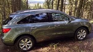 2016 Acura MDX Features Exceptional Color Pallet Torque News