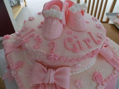cakes   baby shower cake   girl