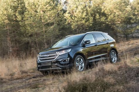 2016 Ford Edge 2.0 Tdci 210 Passenger Ride Review