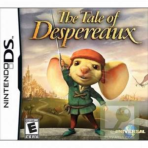 The Tale Of Despereaux Nds A Review Nine Over Ten 910