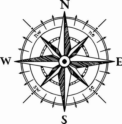 Compass Drawing Tattoo Pirate Arrow Nautical Wanderlust