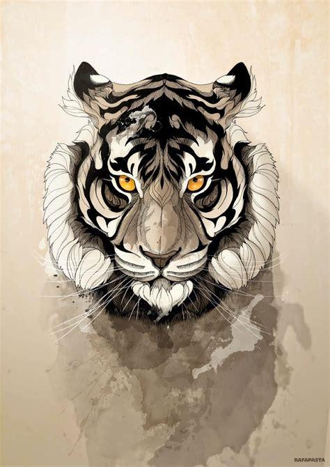 rafapasta ilustrador coleccion wild animals