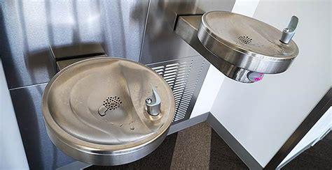 drinking water fountain repair installation  mason