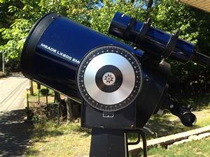 Meade Lx200 Classic Telescope Instruction Manual Wales