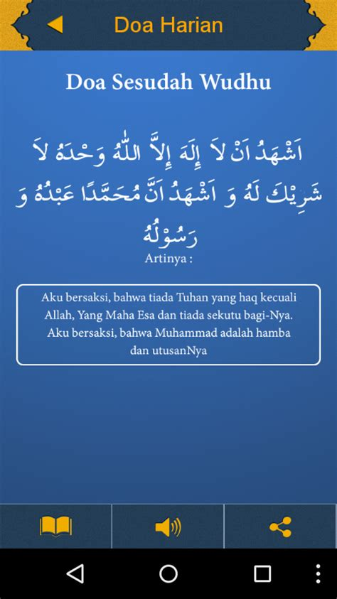 doa harian islam audio android apps  google play