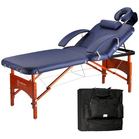 massage table accessories canada master the monroe spa portable massage table 169290
