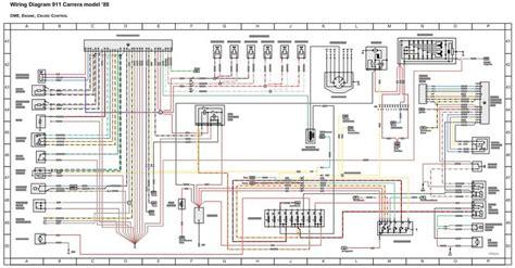 1985 porsche 911 wiring fuel wiring diagram