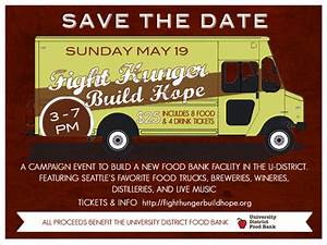 Fight Hunger, Build Hope Food Truck Round-Up | SEATTLEITE