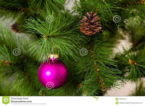 christmas tree decorations  happy  year stock