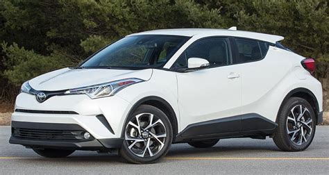 2018 Toyota C-hr Suv Targets A Younger Audience