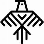 Native American Symbols Tribal Eagle Icon Svg