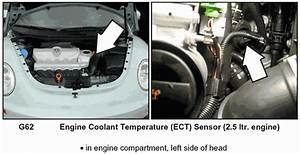 I Have Vw Beetle 2006 2 5  I Replaced Fan Electric  Check