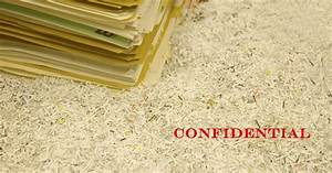 Recordxpress professional document storage records for Document shredding pick up