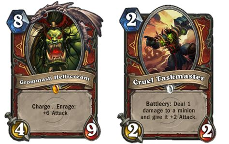 Warrior Hearthstone Deck Quest by Ten Ton Hammer Hearthstone Warrior Deck Guide