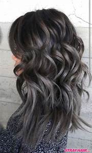 Popular Hair Cuts Grey Hair Color Trends 2013 Of Gray Hair