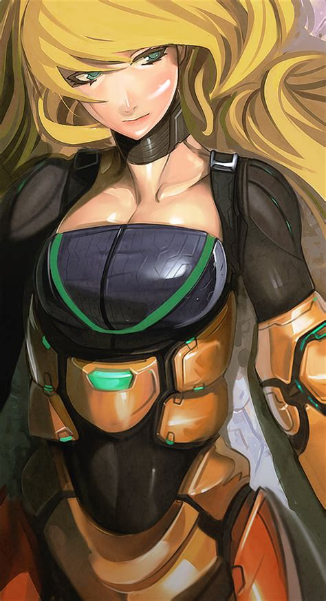 Samus Aran Metroid Mobile Wallpaper 664218 Zerochan