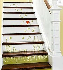 Renovation escalier la meilleure idee deco escalier en un for Marvelous idee couleur escalier bois 0 renovation escalier la meilleure idee deco escalier en un