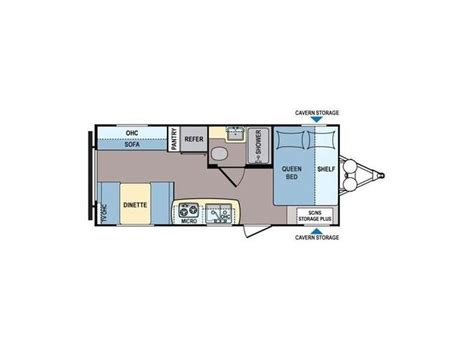 coleman travel trailers floor plans coleman ultralite travel trailers for small cars new