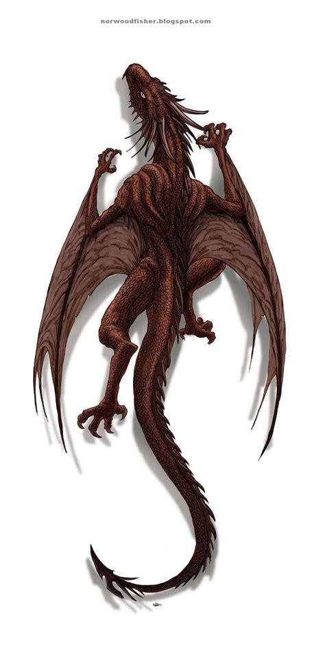 red dragon tattoo  octopusdesenhosdeviantartcom