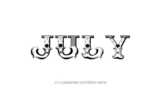 july month  tattoo designs page    tattoos