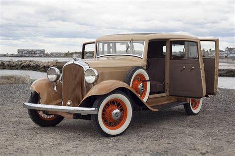 1932 Plymouth Pb Sedan For Sale