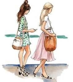 East Coast Zeichen : summer ready fashion illustration print fashion illustration art fashion sketch prints ~ Yasmunasinghe.com Haus und Dekorationen