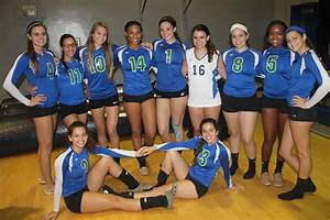 Coral Springs High School Girls Volleyball Team is young ...