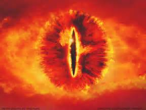 the eye of sauron is upon me puckerclust