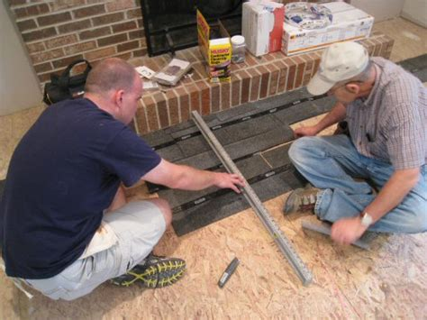 Liquid Floor Leveler Wood Subfloor by How To Level A Plywood Or Osb Subfloor Using Asphalt