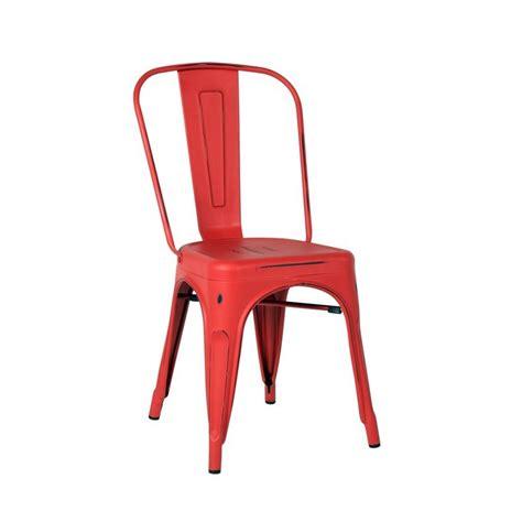 chaise style industriel chaise style industriel mundu fr